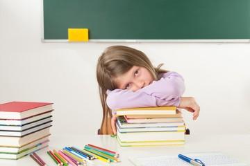 Überforderung und Stress in der Schule