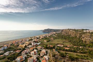 Milazzo - Sicily Panoramic View