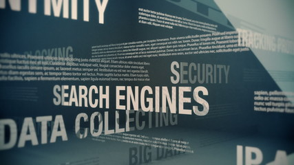 Online Privacy Related Terms