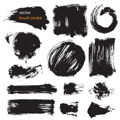 vector brush strokes VOL 2