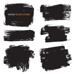 vector brush strokes VOL 1