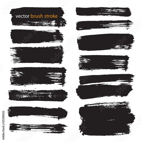 vector brush strokes VOL 3