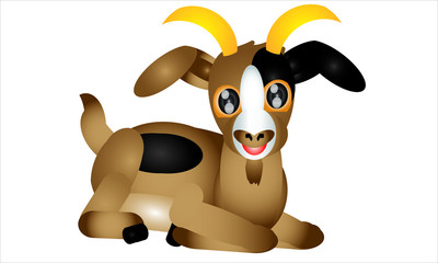 Animal. Goat