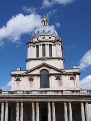London, Greenwich, Royal Naval College