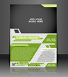 Vector Technology Consulting, flyer, brochure