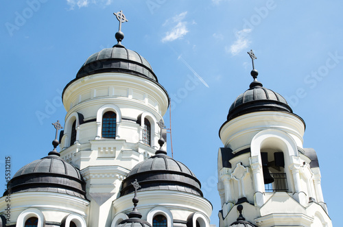 Cupola of orthodox church