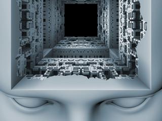 Toward Digital Mind