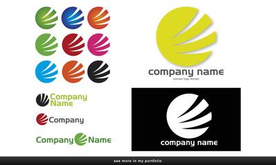 Company Logo - Circle Logo Design