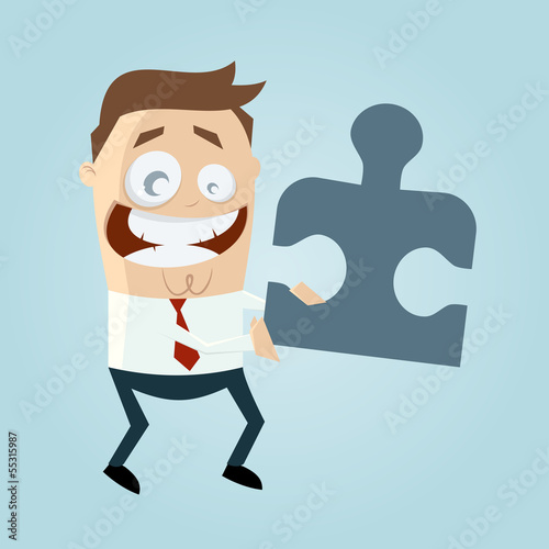puzzle business jigsaw