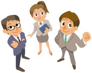 Office worker - team