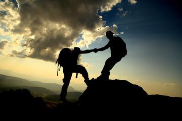 help mountaineer