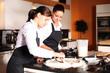 Frauen in der Küche