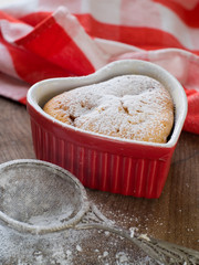 Cottage cheese souffle