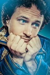 Prince, nobility concept, royal fantasy