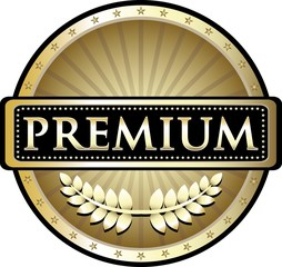 Premium Pure Gold Award
