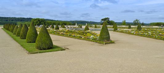 Parterre Sud - Versailles, France