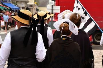 Coiffes bretonnes