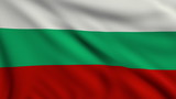 Flag of Bulgaria looping