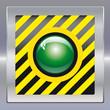 Alarm schwarz gelb gruen