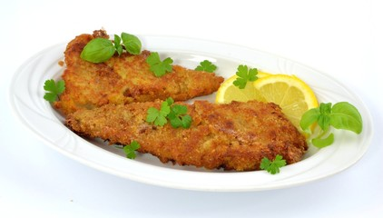 Fried fish - pollock