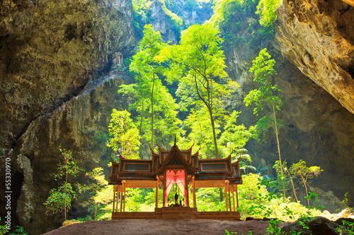 Phraya Nakhon cave in Prachuap Khiri Khan province of Thailand