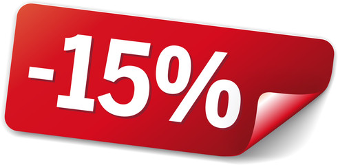 sticker rot -15%