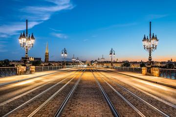 Bordeaux - Pont de Pierre