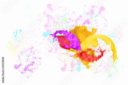 Fototapeten,hintergrund,abstrakt,kunst,colourful