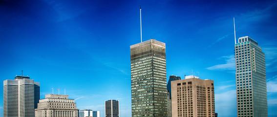 Skyscrapers of Montreal, Quebec