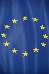Europa Fahne Flagge Banner € Euro Eurozone