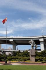 nanpu Brücke shanghai