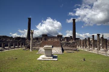 Pompei,Vesuvius,Italy