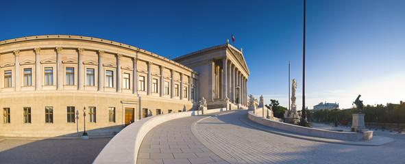 Parliament Building (1883) Vienna, Austria