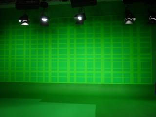 Greenscreen TV Studio