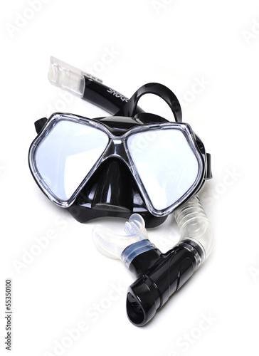 snorkel isolated