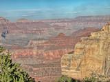Grand Canyon, Arizona. Wonderful scenario at summer sunset poster