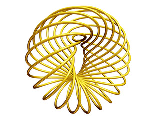 endless loop in gold