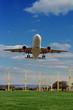 Fototapete Reisen - Fliege - Flugzeug