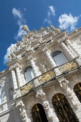 Picturesque Linderhof Palace