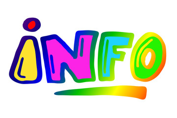 i - info (farbig)