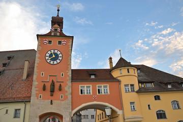 Regensburg Brückturm
