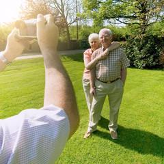 Seniors photographing