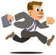 Businessman - Run
