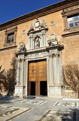 Granada, Hospital Real, España