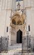 Entrance of Mary at the Shore church (1414). Vienna, Austria