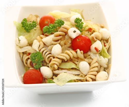 Salade de pâtes à la Mozza
