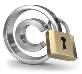 copyright schützen