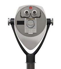 Coin Binocular Viewer