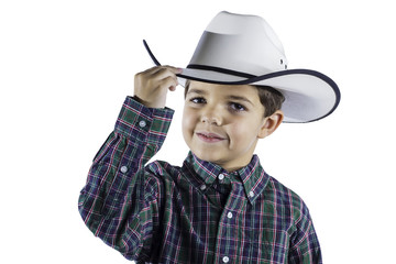 Child Cowboy 2