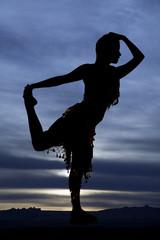 silhouette gypsy
